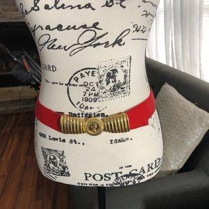 Vintage Clip Belt, by Motion East.